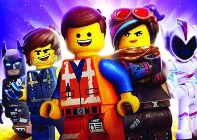 The Lego Movie 2: The Second Part (2019) Drinking Game