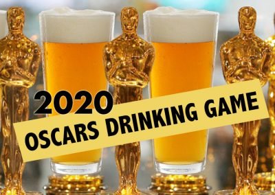 2020 Oscars Drinking Game for the 92nd Academy Awards
