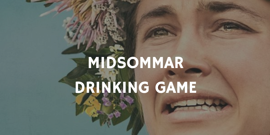Midsommer Drinking Game
