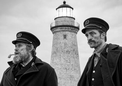 The Lighthouse (2019) Drinking Game