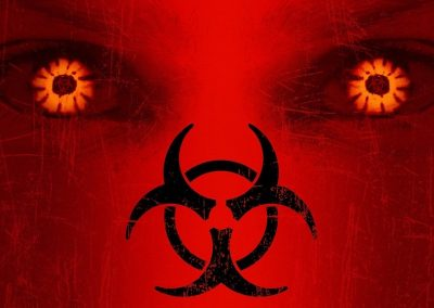 28 Days Later (2002) Drinking Game