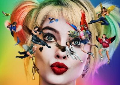 Birds of Prey: And the Fantabulous Emancipation of One Harley Quinn (2020) Drinking Game