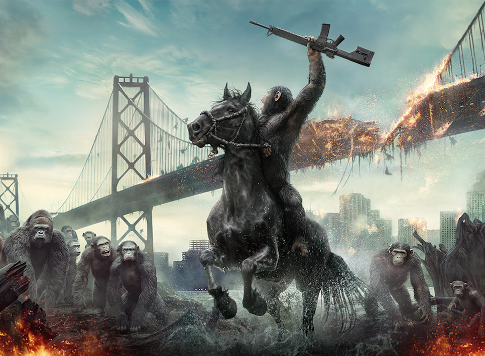 Dawn Of The Planet Of The Apes Game