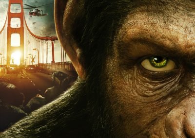 Rise of the Planet of the Apes (2011) Drinking Game