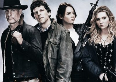 Zombieland: Double Tap (2019) Drinking Game