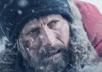 Arctic (2018) Drinking Game