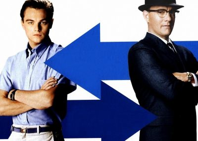 Catch Me If You Can (2002) Drinking Game
