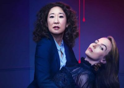 Killing Eve Drinking Game