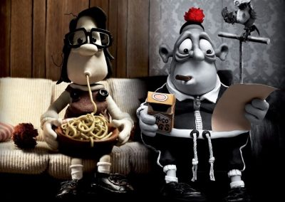 Mary and Max (2009) Drinking Game