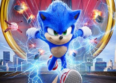 Sonic the Hedgehog (2020) Drinking Game