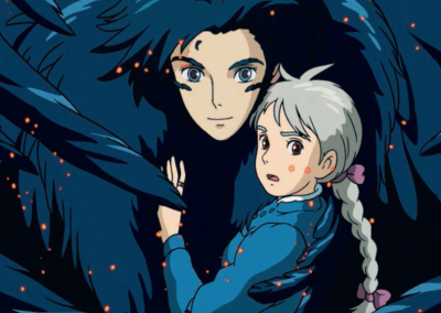 Howl's Moving Castle (2004) Drinking Game