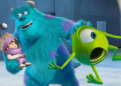 Monsters, Inc. (2001) Drinking Game