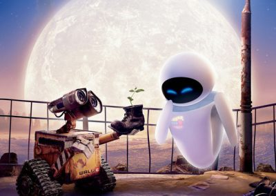 WALL-E (2008) Drinking Game