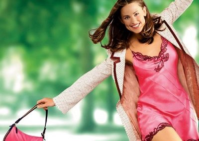 13 Going on 30 (2004) Drinking Game