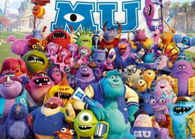 Monsters University (2013) Drinking Game