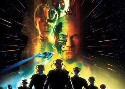 Star Trek: First Contact (1996) Drinking Game