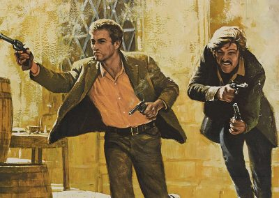 Butch Cassidy and the Sundance Kid (1969) Drinking Game