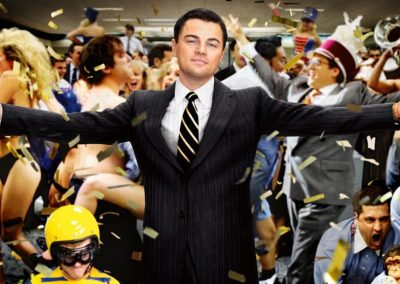 The Wolf of Wall Street (2013) Drinking Game