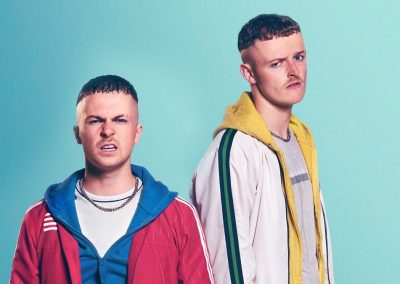 The Young Offenders (2016) Drinking Game