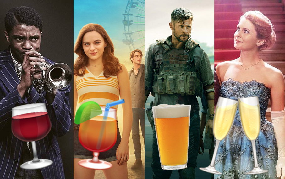 Best Netflix Drinking Games for Original Movies and TV