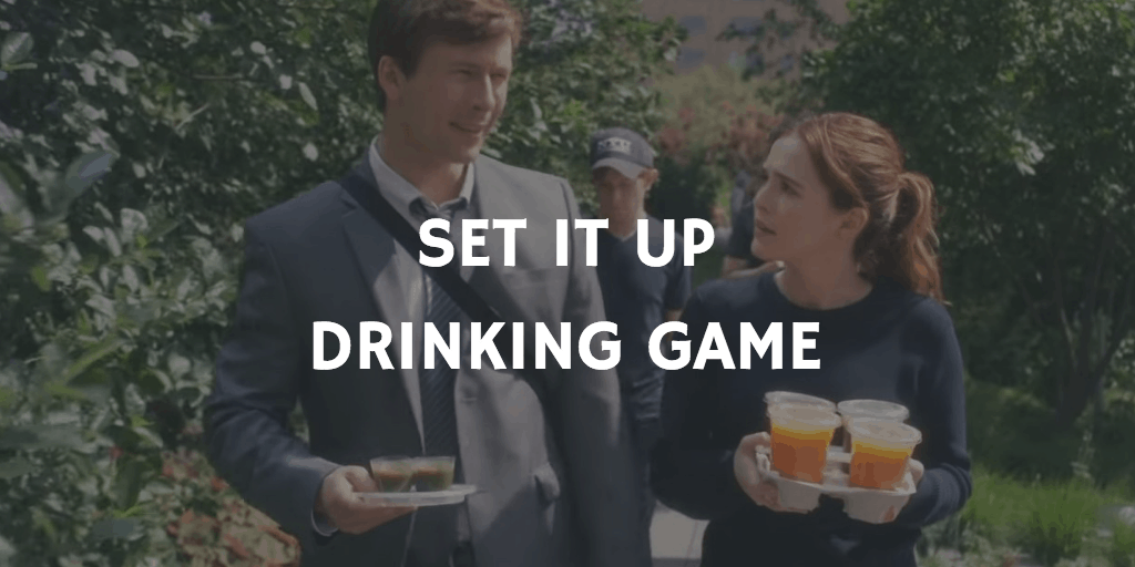 Best Netflix Drinking Games - Set It Up