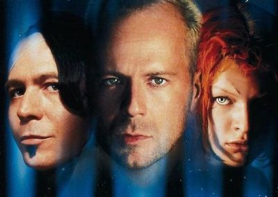 The Fifth Element (1997) Drinking Game