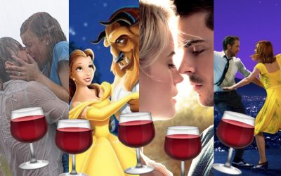 Valentine's Day Drinking Games for 14 Romantic Films