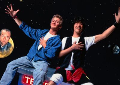Bill & Ted's Excellent Adventure (1989) Drinking Game