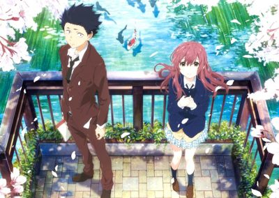 A Silent Voice (2016) Drinking Game