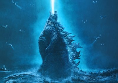 Godzilla: King of the Monsters (2019) Drinking Game