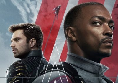The Falcon and the Winter Soldier Drinking Game