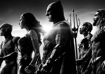 Zack Snyder's Justice League (2021) Drinking Game