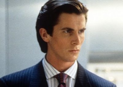 American Psycho (2000) Drinking Game