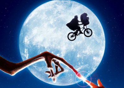 E.T. the Extra-Terrestrial (1982) Drinking Game