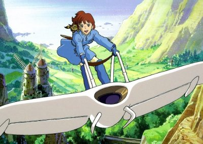 Nausicaä of the Valley of the Wind (1984) Drinking Game