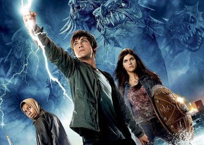 Percy Jackson & the Olympians: The Lightning Thief (2010) Drinking Game