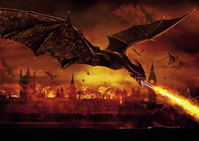 Reign of Fire (2002) Drinking Game
