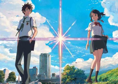 Your Name. (2016) Drinking Game