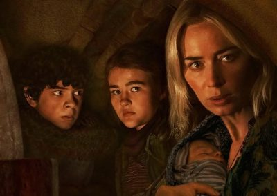 A Quiet Place II (2020) Drinking Game