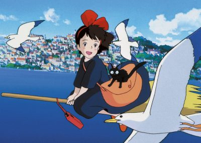 Kiki's Delivery Service (1989) Drinking Game
